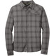Outdoor Research M's Astroman L/S Sun Shirt Pewter/Charcoal